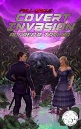 bargain ebooks Full Circle: Covert Invasion Time Travel Science Fiction by Alfred Taylor