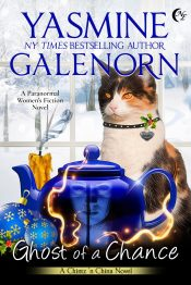 bargain ebooks Ghost of a Chance: A Paranormal Women's Fiction Novel Paranormal Mystery/Women's Fiction by Yasmine Galenorn