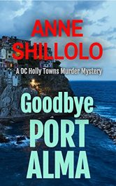 bargain ebooks Goodbye Port Alma Mystery by Anne Shillolo