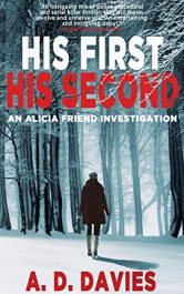 bargain ebooks His First His Second Adventure Thriller by A. D. Davies