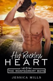 bargain ebooks His Reckless Heart Contemporary Western Romance by Jessica Mills
