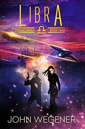 amazon bargain ebooks Libra Science Fiction Adventure by John Wegener
