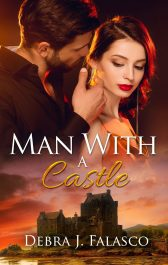 amazon bargain ebooks Man with a Castle Romance by Debra J Falasco