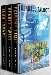 bargain ebooks Maximum Exposure Series Box Set: Three stand-alone, action-packed, romantic suspense thrillers Romantic Suspense by Kendall Talbot