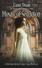 bargain ebooks Mosaic of Seduction Historical Fiction by Carrie Dalby