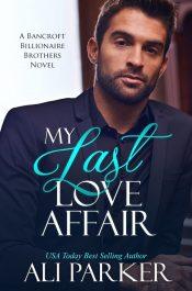bargain ebooks My Last Love Affair Contemporary Romance by Ali Parker