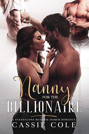 bargain ebooks Nanny for the Billionaire Reverse Harem Erotic Romance by Cassie Cole