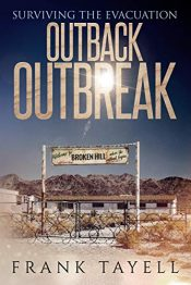 amazon bargain ebooks Outback Outbreak Horror by Frank Tayell