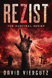 bargain ebooks ReZist SciFi Horror by David Viergutz