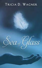 bargain ebooks Sea of Glass Coming of Age Literary Fiction by Tricia D. Wagner