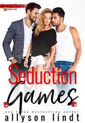 bargain ebooks Seduction Games Erotic Romance by Allyson Lindt