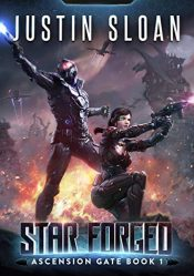 amazon bargain ebooks Star Forged Science Fiction by Justin Sloan