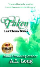 bargain ebooks Taken: Last Chance Series - 3 Erotic Romance by A.L. Long