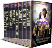 bargain ebooks Tangled Paranormal Nights Erotic Romance by Multiple Authors