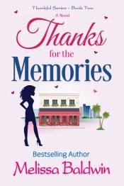 bargain ebooks Thanks for the Memories Romantic Comedy Romance by Melissa Baldwin