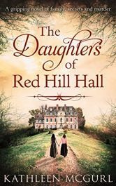 bargain ebooks The Daughters of Red Hill Hall Historical Mystery by Kathleen McGurl
