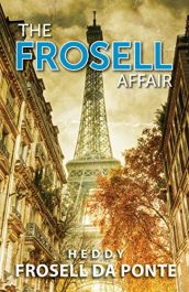 bargain ebooks The Frosell Affair Historical Thriller by Heddy Frosell da Ponte