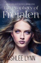 bargain ebooks The Prophecy of Freialen Norse Mythology Fantasy by Ashlee Lynn