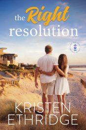 bargain ebooks The Right Resolution Sweet Christian Romance by Kristen Ethridge
