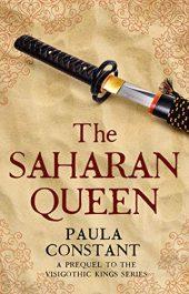 bargain ebooks The Saharan Queen Historical Fiction by Paula Constant