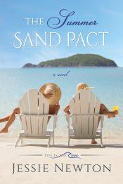 bargain ebooks The Summer Sand Pact Women's Fiction Romance by Jessie Newton