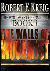 bargain ebooks The Walls of Woodmyst Horror by Robert E Kreig