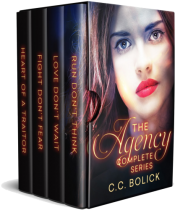 bargain ebooks The Agency: Complete Series Young Adult/Teen Paranormal Fantasy by C.C. Bolick