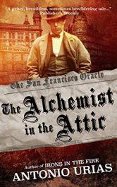 amazon bargain ebooks The Alchemist in the Attic Historical Mystery by Antonio Urias