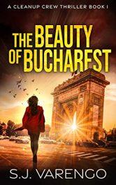 amazon bargain ebooks The Beauty of Bucharest Thriller by S.J. Varengo