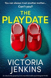 amazon bargain ebooks The Playdate Psychological Thriller by Victoria Jenkins