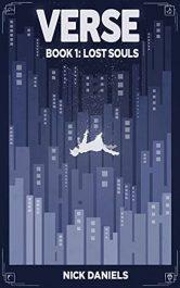 bargain ebooks Verse, Book 1: Lost Souls Science Fiction Adventure by Nick Daniels