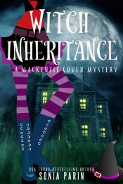 bargain ebooks Witch Inheritance Fantasy Mystery by Sonia Parin