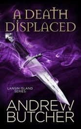 bargain ebooks A Death Displaced Ghost Suspense by Andrew Butcher