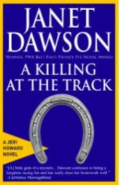 bargain ebooks A Killing at the Track Mystery by Janet Dawson