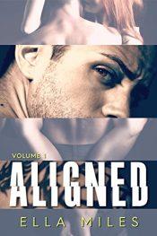 bargain ebooks Aligned: Volume 1 Erotic Romance by Ella Miles