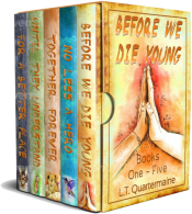 bargain ebooks Before We Die Young Books One-Five Young Adult/Teen Urban Fantasy by L.T. Quartermaine