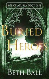 amazon bargain ebooks Buried Heroes Fantasy by Beth Ball