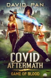 bargain ebooks COVID Aftermath: Game of Blood: Book One Science Fiction by David Pan