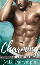 bargain ebooks Charming College Romance by M. D. Dalrymple