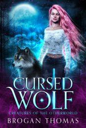 amazon bargain eboooks Cursed Wolf Urban Fantasy by Brogan Thomas