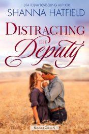 bargain ebooks Distracting the Deputy Western Romance by Shanna Hatfield