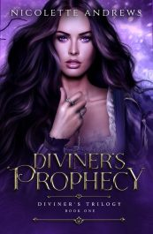 bargain ebooks Diviner's Prophecy Romantic Fantasy by Nicolette Andrews