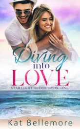 bargain ebooks Diving Into Love Small Town Romance by Kat Bellemore