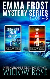bargain ebooks Emma Frost Mystery Series Book 4-5 Mystery Thriller by Willow Rose