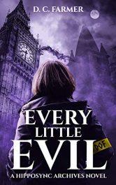 bargain ebooks Every Little Evil Fantasy Thriller Horror by DC Farmer