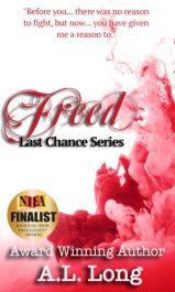 bargain ebooks Freed: Last Chance Series - 5 Erotic Romantic Suspense by A.L. Long