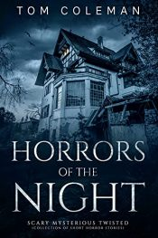 bargain ebooks Horrors of the Night Horror Collection by Tom Coleman