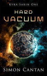 amazon bargain ebooks Hard Vacuum Science Fiction Adventure by Simonn Catan