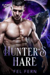 bargain ebooks Hunter's Hare Gay/Paranormal Romance by Fel Fern