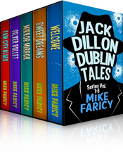 bargain ebooks Jack Dillon Dublin Tales, Volumes 1-5 Mystery by Mike Faricy